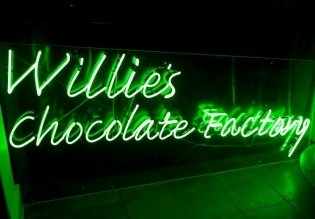 Willie's Chocolate factory
