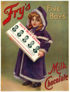 history-of-chocolate-fry-milk-chocolate