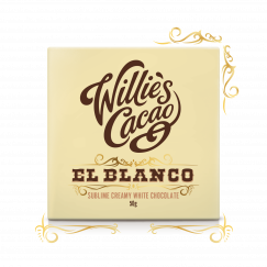 El Blanco, White Chocolate - 50g