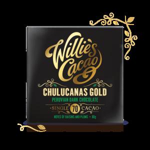 Chulucanas Gold 70, Peruvian Dark Chocolate