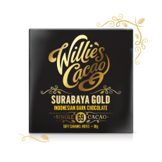 Surabaya Gold 69, Indonesian Dark Chocolate - 80g