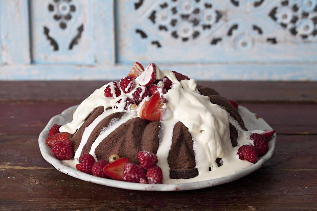 Willie S Cacao Chocolate Cake Recipe