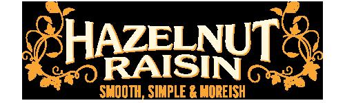 Hazelnut Raisin, Chulucanas 70 Dark Chocolate - Smooth, simple & moreish - 50g