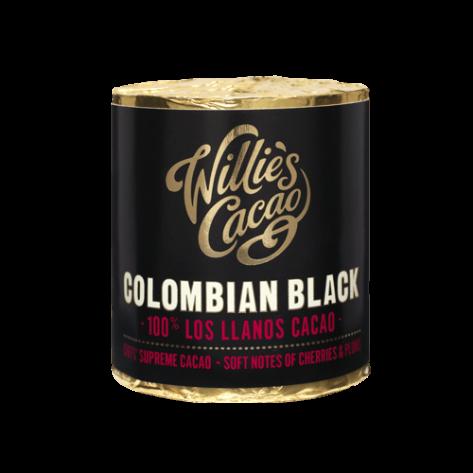 Colombian Black, 100% Cacao Los Llanos, Single Origin - 180g