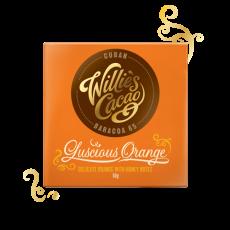 Luscious Orange Dark Chocolate 65