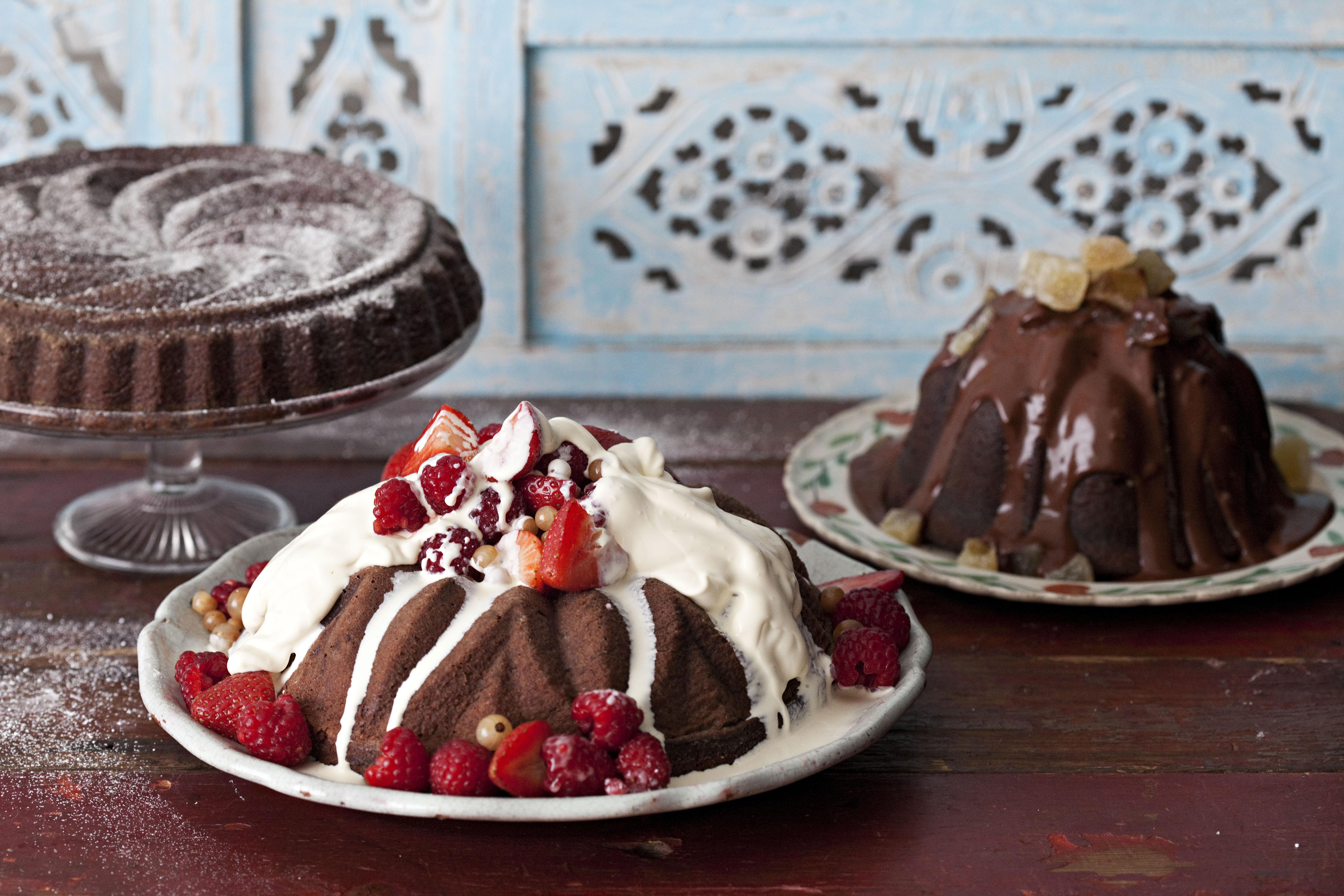 Willie S Chocolate Cloud Cake