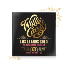 Los Llanos Gold 70 - Colombian Dark Chocolate, 80g