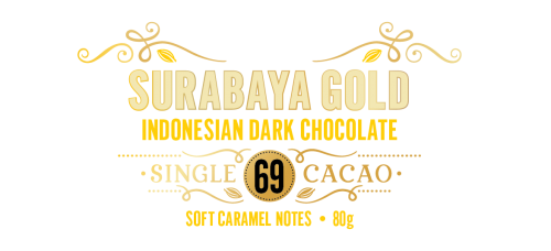Indonesian Gold, Javan Dark Breaking 69 - Soft caramel notes - 80g