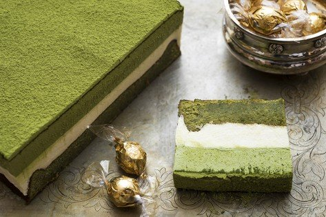 matcha cake- cookbooth