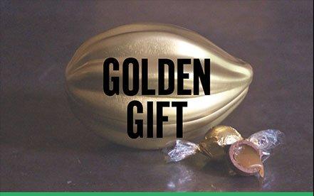 Golden Chocolate Shop