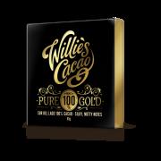Pure Gold, 100% cacao, Sur del Lago- angled