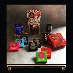 CHOCOLATE LOVERS | LUXURY CHOCOLATE GIFT SET | WILLIE'S CACAO