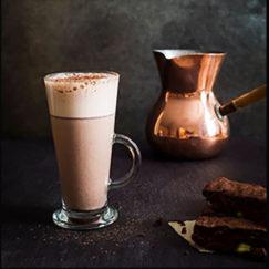 Willie's Cacao Rich Dark Hot Chocolate | 52% Medellin cacao