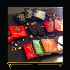 NUTS! NUTS! NUTS! LETTERBOX GIFT | WILLIE'S CACAO |DARK CHOCOLATE