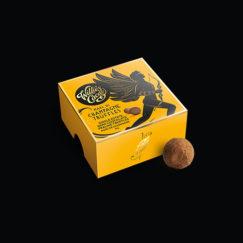 Willie's Cacao luxurious Marc de Champagne Praline Truffles - Vegan