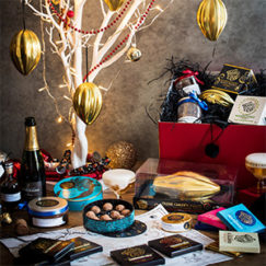 EL GRANDE LUXURY CHOCOLATE HAMPER | ARTISAN CHOCOLATE | WILLIE'S CACAO