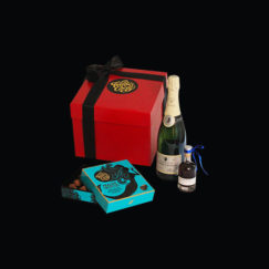 CHAMPAGNE & TRUFFLES | LUXURY GIFT HAMPER | WILLIE'S CACAO