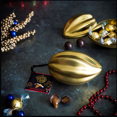 Willie's Cacao Mini-Pod - Amazing Gift -All Natural