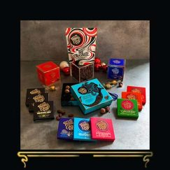 Happy Christmas chocolate collection | Willie's Cacao