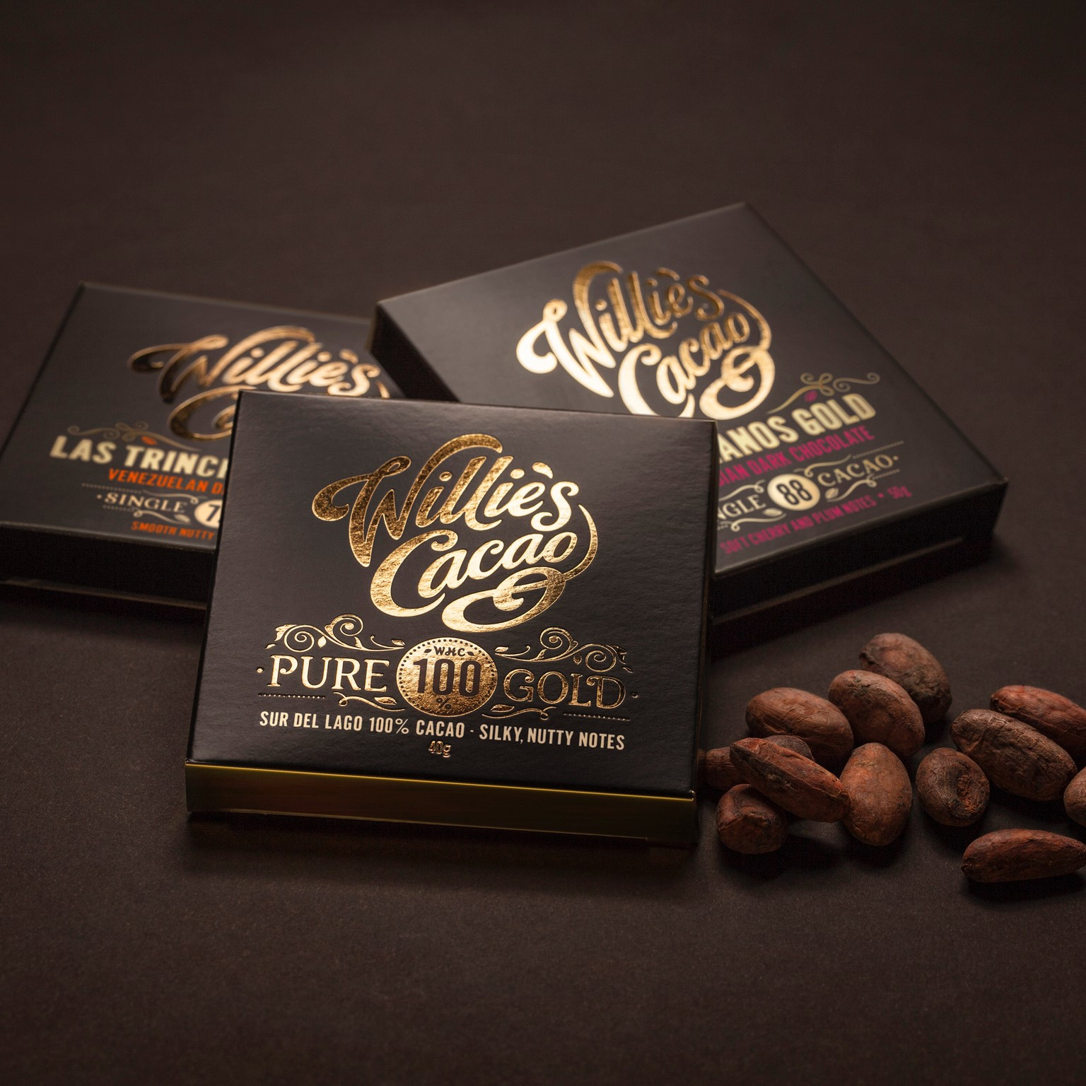 Single Estate chocolate bars   Willies Cacao